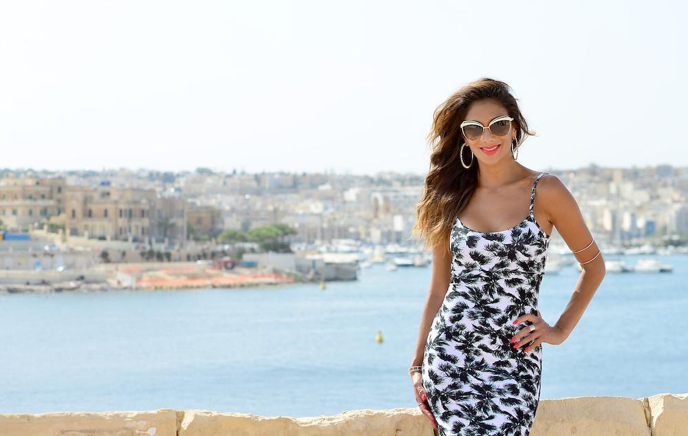 Isle Of MTV Valetta Malta Photocall 25th June   , nicole scherzinger<br /> Pix Dave nelson