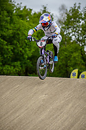 #6 (SAKAKIBARA Saya) AUS during practice at Round 3 of the 2019 UCI BMX Supercross World Cup in Papendal, The Netherlands