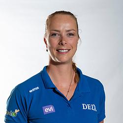 02-07-2018 NED: EC Beach teams Netherlands, The Hague<br /> Madelein Meppelink NED