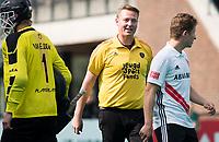 ROTTERDAM - Coen van Bunge  bij de finale Rotterdam-Amsterdam van de ABN AMRO cup 2017 . COPYRIGHT KOEN SUYK