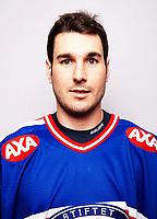 Ishockey<br /> Getligaen 2009<br /> <br /> Portrett Portretter<br /> <br /> Vålerenga VIF<br /> 54 Regan Kelly<br /> <br /> Foto: Eirik Førde