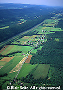 Southwest PA Aerial, Bedford Co, Forest and Farms