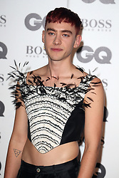 GQ Men of The Year Awards at Tate Modern in London, UK. 05 Sep 2018 Pictured: Olly Alexander. Photo credit: Fred Duval/MEGA TheMegaAgency.com +1 888 505 6342