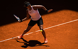 May 9, 2019 - Madrid, MADRID, SPAIN - Naomi Osaka of Japan in action during her quarter-final match at the 2019 Mutua Madrid Open WTA Premier Mandatory tennis tournament (Credit Image: © AFP7 via ZUMA Wire)