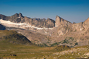 Morning in the Wind River Range, Shoshone National Forest, Wyoming