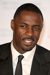 Idris Elba at the 2009 British Academy Film Awards at the Royal Opera House in Covent Garden, central London.