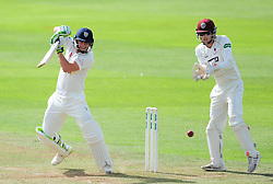 Scott Borthwick of Durham in action.  - Mandatory by-line: Alex Davidson/JMP - 04/08/2016 - CRICKET - The Cooper Associates County Ground - Taunton, United Kingdom - Somerset v Durham - County Championship