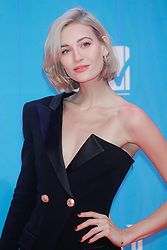 Mandy Bork attend the MTV Europe Music Awards held at the Bilbao Exhibition Centre, Spain on November 4, 2018. Photo by Archie Andrews/ABACAPRESS.COM