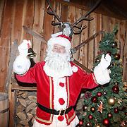 NLD/Amsterdam/20151126 - Perspresentatie The Christmas Show, Ron Brandsteder als kerstman
