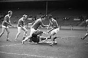 17/08/1969<br /> 08/17/1969<br /> 17 August 1969<br /> All-Ireland Senior Semi-Final: Kilkenny v London at Croke Park, Dublin.
