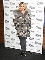 Stacey Solomon, Natural History Museum Ice Rink - Launch Event, London UK, 25 October 2017, Photo by Brett D. Cove