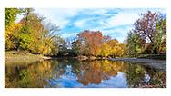 Little Miami River State Park, Southwestern Ohio, USA