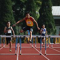 A Division Boys 400m Hurdles