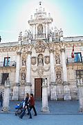 University Valladolid spain castile and leon