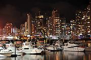Club de yates / Ciudad de Panamá.<br /> <br /> Yacht club / Panama city.