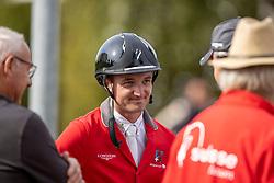 Godel Robin, Fünfschilling Heinz, SUI<br /> FEI EventingEuropean Championship <br /> Avenches 2021<br /> © Hippo Foto - Dirk Caremans<br />  26/09/2021