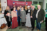 Galway launches 200 Gatherings ! Come home to Irelands Cultural Heart  with help of  An Slúa Mór The Gathering Ballinasloe  at Aras An Contae. Picture Andrew Downes.
