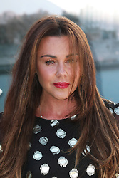 Michelle Heaton attends the European premiere of Christopher Robin at the BFI Southbank in London.