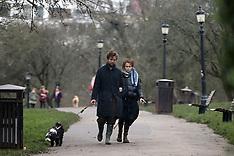 Helena Bonham Carter and boyfriend get the new year off to a healthy start - 4 Jan 2020