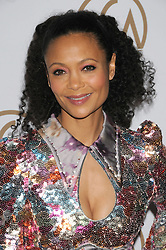 Arrivals at the Producer's Guild Awards in Los Angeles, California. 28 Jan 2017 Pictured: Thandie Newton. Photo credit: ZUMA Press / MEGA TheMegaAgency.com +1 888 505 6342