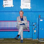 NLD/Amsterdam/20151026 - Lancering Linda TV, Jan des Bouvrie