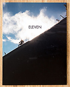 """ELEVEN: Photographs from Mt. Baker, 2018-19.<br /> <br /> An 8.5"""" x 11"""" softcover photozine from Mt. Baker, on a season when the crew and conditions came together like never before. <br /> <br /> $20 shipped in the lower 48. Any profits will be donated to the Northwest Avalanche Center.<br /> <br /> Paypal to colinwiseman at gmail dot com. Include address."""