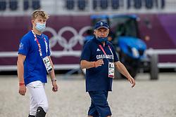 Charles Harry, GBR, Charles Peter, GBR<br /> Olympic Games Tokyo 2021<br /> © Hippo Foto - Dirk Caremans<br /> 07/08/2021