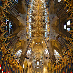 Westminster Abbey.Pic Shows  Westminster Abbey