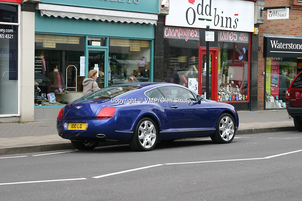 2007 Bentley Continental GT, Amersham Bucks