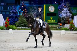 RIDDER Jill de (GER), Whitney 341<br /> Genf - CHI Rolex Grand Slam 2018<br /> Grand Prix de Dressage<br /> 06. Dezember 2018<br /> © www.sportfotos-lafrentz.de/Stefan Lafrentz