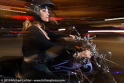 One last ride down Main Street on the final Saturday of Daytona Bike Week. FL, USA. March 15, 2014.  Photography ©2014 Michael Lichter.