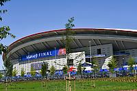 Football - 2019 UEFA Champions League Final - Liverpool vs. Tottenham Hotspur<br /> <br /> GV of Wanda Metropolitano, Madrid under blue skies<br /> <br /> COLORSPORT/WINSTON BYNORTH