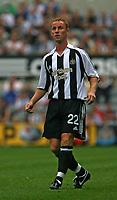 Photo: Andrew Unwin.<br />Newcastle United v PSV Eindhoven. Pre Season Friendly. 29/07/2006.<br />Newcastle's Nicky Butt.
