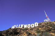 Hollywood Sign, Los Angeles, California (LA)