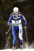 Langrenn ,  9. november 2005 , Verdenscup Beitostølen, klassisk , <br /> Arianna Follis , Ita<br /> <br /> Cross-Country skiing , World Cup , Beitostolen Norway
