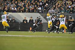 Green Bay Packer defeated the Philadelphia Eagles 27-13 at Lincoln Financial Field on November 28, 2016 in Philadelphia, Pennsylvania. (Photo by Drew Hallowell/Philadelphia Eagles)