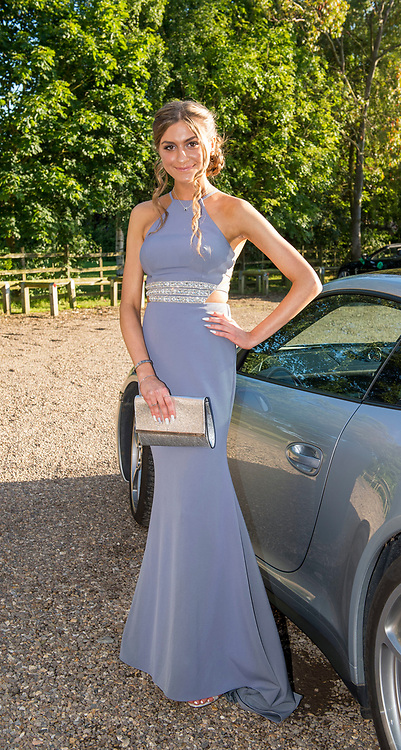 27 June 2019: Somercotes Academy Year 11 prom at the Brackenborough Hotel near Louth.<br /> Mia Russell.<br /> Picture: Sean Spencer/Hull News & Pictures Ltd<br /> 01482 210267/07976 433960<br /> www.hullnews.co.uk         sean@hullnews.co.uk