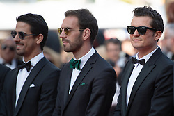 Orlando Bloom and cast attending the Il Traditore Premiere as part of the 72nd Cannes International Film Festival in Cannes, France on May 23, 2019. Photo by Aurore Marechal/ABACAPRESS.COM