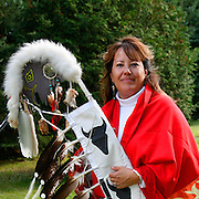Diane Longboat, Kahontakwas, a Mohawk, Turtle Clan woman from Six Nations, is a ceremonial leader, traditional teacher of Indigenous spiritual ways and a healer. She is a professional educator, with a graduate degree in education and has taught and lectured at Universities in Canada and many national and international conferences and gatherings on the topics of spiritual renewal as the guiding force for nation building.
