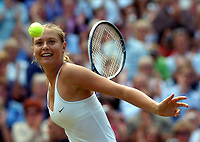 WIMBLEDON CHAMPIONSHIPS 03/07/04 DAY 12<br />