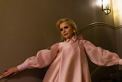 Pampers holds their #ThankyouMidwife event Paloma Faith performs her new charity Christmas single Silent Night; the brand will donate £1 to the Royal College of Midwives Benevolent Fund for every download. Morton's Club, Mayfair, London, November 29 2018.
