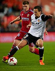 Valencia v Zaragoza - 30 Nov 2017