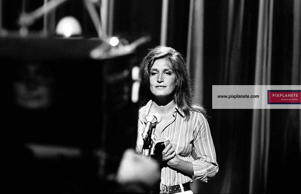 Images d'archives sur Dalida / PixPlanete - Année 70 - photo: Suzy Souchon / PixPlanete - Exclusif - A négocier, pas de forfait ni internet