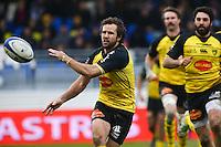 Peter Grant - 03.01.2015 - Castres / La Rochelle - 15eme journee de Top 14 - <br />Photo : Laurent Frezouls / Icon Sport