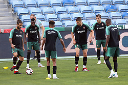 September 6, 2018 - Na - Loulé, 05/09/2018 - National Team AA: Preparation for the League of Nations: Adaptive training for the preparation match with Croatia at the Estádio Algarve. Sérgio Oliveira; (Credit Image: © Atlantico Press via ZUMA Wire)