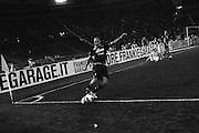 Paolo Cannavro durante la partita di campionato Lazio vs Napoli. Stadio Olimpico. 9 febbraio 2013. Christian Mantuano / Oneshot