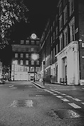 20th Century Fox London Soho district during the Pandemic of Coronavirus April 23.  2020.<br /> Copyright Ki Price
