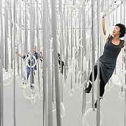 """William Forsythe's """"The Fact of Matter"""" at the Institute of Contemporary Art, Boston"""