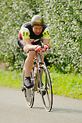 2009 National Time Trial Championships. Whitchurch. August 16.
