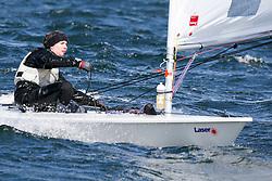 , Kiel - Young Europeans Sailing 14.05. - 17.05.2016, Laser Rad. W - GER 210137 - Laura Bo VOSS - Mühlenberger Segel-Club e. V